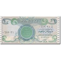 Billet, Iraq, 1 Dinar, KM:79, NEUF - Iraq