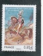 FRANCE 2017 -YT  5157  - JOACHIM MURAT - OBLITERE - France