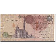 Billet, Égypte, 1 Pound, KM:50e, TB+ - Egypt