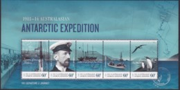 Australian Antartic Territory 2011 Sc L159f  Mint Never Hinged - Unused Stamps