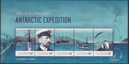 Australian Antartic Territory 2011 Sc L159f  Mint Never Hinged - Neufs