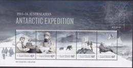 Australian Antartic Territory 2013  Mint Never Hinged Sheet - Neufs