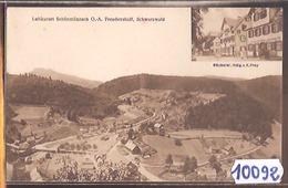 10092  ALLEMAGNE AK PC CPA LUFTKURORT SCHONMUNZACH BACKEREI  K.FREY - Germania