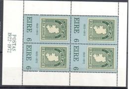 Ireland Stamp On Stamp Sheet Mnh ** - 1949-... République D'Irlande