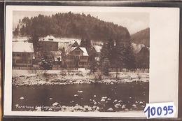 10095  ALLEMAGNE  AK PC CPA  FORSTHAUS SCHONMUNZACH - Germania