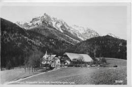 AK 0219  Grossalm Am Fusse Des Höllengebirges - Verlag Brandt Um 1937 - Gmunden