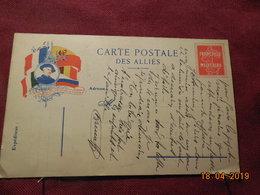 Carte En FM De 1916 - Cartes De Franchise Militaire