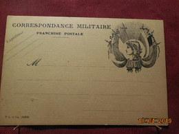 Carte En FM - Cartes De Franchise Militaire