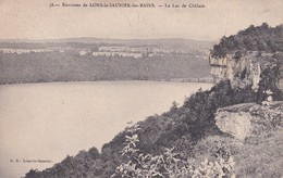 38 ENVIRONS DE LONS LE SAUNIER                       Le Lac De Chalain - Lons Le Saunier