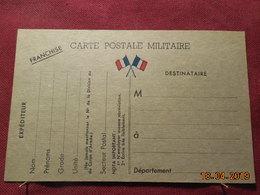 Carte En FM - Marcophilie (Lettres)