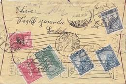 Türkei: 1929: Einschreiben Andrinople Nach Tübingen - Turkey