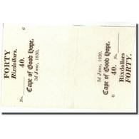 Billet, Afrique Du Sud, 40 Rixdollar, 1830, 1830-06-03, SUP - South Africa