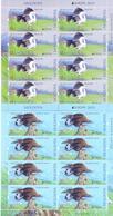 2019. Moldova, Europa 2019, National Birds, 2 Sheetlets, Mint/** - Moldavie