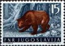 USED  STAMPS Yugoslavia - Local Fauna   -  1954 - 1945-1992 Socialist Federal Republic Of Yugoslavia