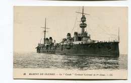 CPA  Bateau Croiseur Le CONDE     VOIR DESCRIPTIF  §§§ - Guerra