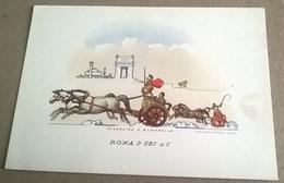 CARROZZE DI TUTTO IL MONDO SERIE 3 ROMA (97) - Taxi & Carrozzelle