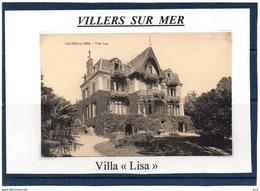 14-VILLERS SUR MER - Villa Lisa - Villers Sur Mer