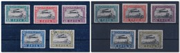 CHINE CHINA 1921/1929 Air Mail Stamps / Timbres De La Poste Aérienne YT 1/10 ° Oblitérés / Used - 1912-1949 République