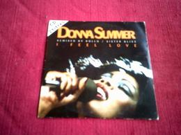 DONNA SUMMER  °  I FEEL LOVE  CD SINGLE - Soul - R&B