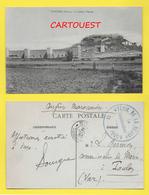 CPA Maroc ֎ Taourirt ֎ La Casbah D'Ismaël  ֎ 1912 ֎ Cachet INFANTERIE De La REGION NORD - Le Commandant  ֎ - Morocco