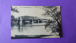Saint -Thibault  Le  Pont Et  Sancerre - France