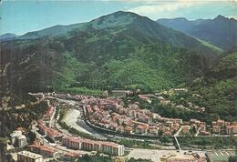 PYRENEES ORIENTALES - 66 - AMELIE LES BAINS - CPSM GF Couleur - Rive Gauche Du Tech - Other Municipalities