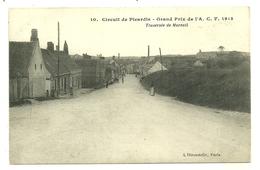 80 MOREUIL CIRCUIT DE PICARDIE 1913 GRAND PRIX ACF COURSE AUTOMOBILE SPORT SOMME - Moreuil