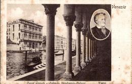 CPSM Venezia Canal Grande - Palazzo Vendramin-Calergi - Venezia (Venice)