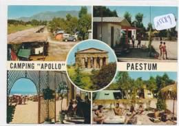 """CPM GF - 19589 -Italie - Multivies Camping """"Apollo""""-Envoi Gratuit - Salerno"""
