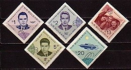 1965Bulgaria1512-1516Voskhod 13,00 € - Space