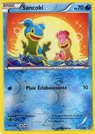Carte Neuve Pokemon 28/114 Sancoki 70pv 2016 Reverse - Pokemon
