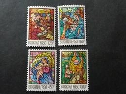 Afrique > Burkina Faso (1984-...) N°  796/799 ** - Burkina Faso (1984-...)