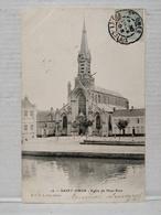 Saint Omer. Eglise Du Haut-Pont - Saint Omer