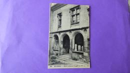 Hôtel  Lallemant  (Loggia  Du  XVIè Siècle) - Bourges
