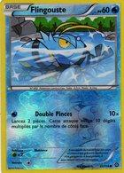Carte Neuve Pokemon 33/114 Flingouste 60pv 2016 Reverse - Pokemon