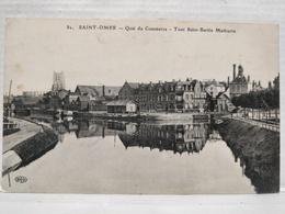 Saint Omer. Quai Du Commerce - Saint Omer