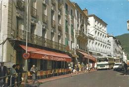 PYRENEES ORIENTALES - 66 - AMELIE LES BAINS - CPSM GF Couleur  - Centre Ville - France