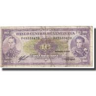 Billet, Venezuela, 10 Bolívares, 1988, 1988-11-03, KM:61a, TB - Venezuela