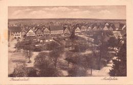 Seltene ALTE  AK  FREUDENSTADT /  BW   -  Marktplatz  -  1931 Gelaufen - Freudenstadt