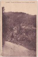 73. UGINE. Route De Flumet Et Les Gorges De L'Arly - Ugine