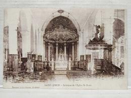 Saint Omer. Intérieur Eglise St-Denis - Saint Omer