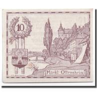 Billet, Autriche, Ottensheim, 10 Heller, Paysage, SPL, Mehl:717 - Autriche