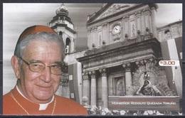 Guatemala 2004 Religion Christentum Persönlichkeiten Kardinal Cardinal Rodolfo Quezada Toruno Papst Pope, Bl. 37 ** - Guatemala