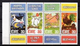 IRLANDE   Timbres Neufs ** De 1997  ( Ref 6378 )  Souhaits - Voeux - 1949-... République D'Irlande