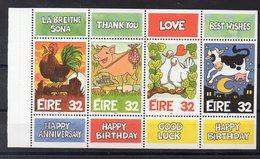 IRLANDE   Timbres Neufs ** De 1997  ( Ref 6379 )  Souhaits - Voeux - 1949-... République D'Irlande