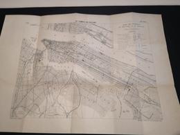 ANNALES DES PONTS Et CHAUSSEES (Etats-Unis) - Plan Des Tramways Aux Etats-Unis  - Imp L.Courtier 1896 (CLF27) - Tools