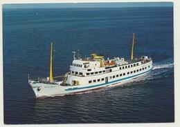 AK  MS Seute Deern Cuxhaven - Schiffe