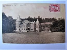 BELGIQUE - LIEGE - HUY - Le Château D'Ahin - Huy