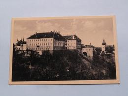 OPOCNO Zamek ( Edit.: Pavla Stukova ) 1931 ( See Photo For Detail ) ! - Tchéquie