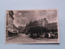 OBERLEUTENSDORF, Freiheitsplatz ( Edit.: ? - Publi BATA ) 1933 ( See Photo For Detail ) ! - Tchéquie